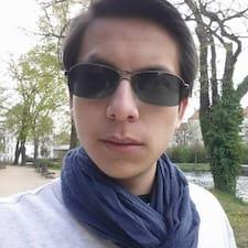 Guido felhasználói profilja