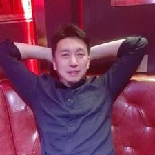 Henkilön 伟 käyttäjäprofiili