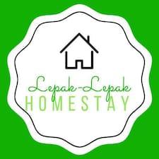 Profil utilisateur de Lepak Lepak
