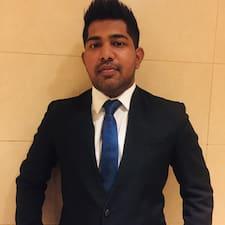 Prashan User Profile