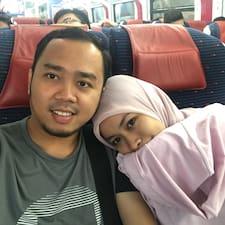 Siti Nadiah User Profile