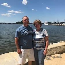 Charlie & Glenda - Uživatelský profil