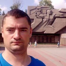Profil Pengguna Vladimir