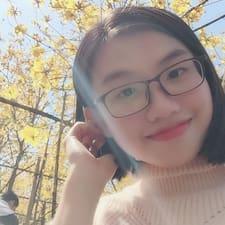 Profil utilisateur de 琬喆
