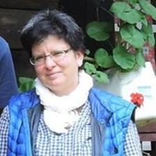 Maria C.的用戶個人資料