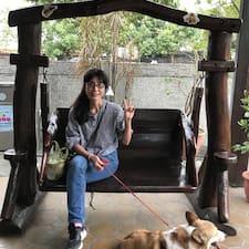 蕙安 felhasználói profilja