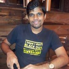 Profil utilisateur de Ranjit