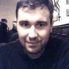 Андрей felhasználói profilja