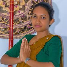 Ushani User Profile