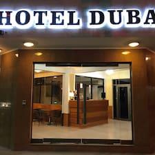 Henkilön Hotel käyttäjäprofiili