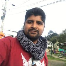 Profilo utente di Kumar