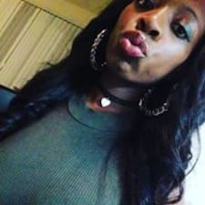 Keijeria felhasználói profilja