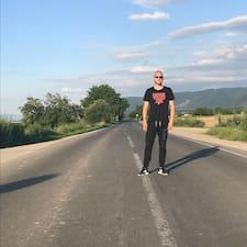 Sergiu Brukerprofil