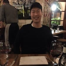 Användarprofil för Sang Hoon