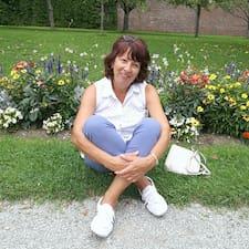 Katalin felhasználói profilja
