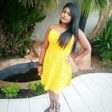 Profil utilisateur de Kerisha
