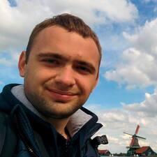 Dima felhasználói profilja