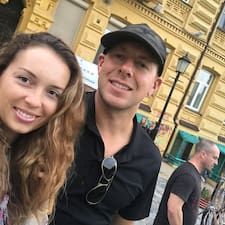 Perfil do utilizador de Ilya & Olga