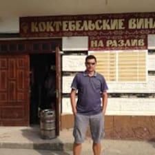 Андрейさんのプロフィール
