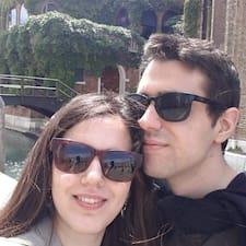 Profil Pengguna Evita & Manolis