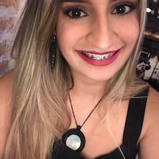 Gebruikersprofiel Vania Oliveira