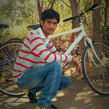 Profil utilisateur de Krishnakanth