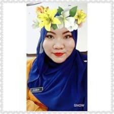 Profil korisnika Nabila Noor Syakila