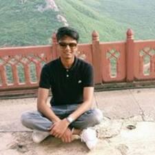 Saamarth felhasználói profilja