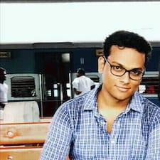 Profil Pengguna Anand Mohan