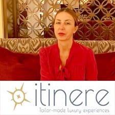 Profil utilisateur de Graziella Itinere Villas