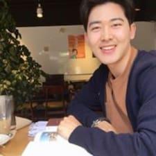 Changsup User Profile