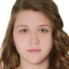 Profil utilisateur de Эвелина