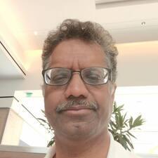 Profil Pengguna Raju