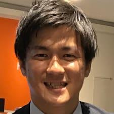 Profil utilisateur de 裕介