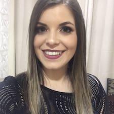 Gebruikersprofiel Camila Fernanda
