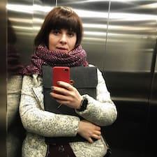 Оля Brugerprofil