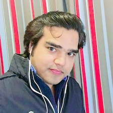 Perfil do utilizador de Rohit