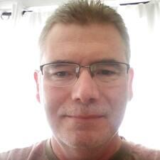 Henkilön Jean François käyttäjäprofiili
