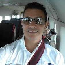 Profil Pengguna Nelson Eduardo