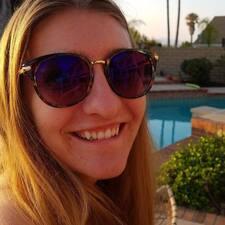 Kristen felhasználói profilja