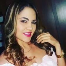 Ana María felhasználói profilja