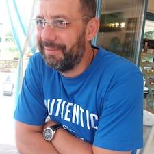 Dan Ovidiu felhasználói profilja
