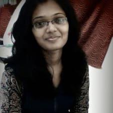 Nutzerprofil von Nivedha