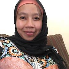 Naqibah felhasználói profilja