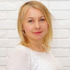 Profil Pengguna Sylwia