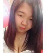 Jessy felhasználói profilja