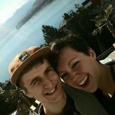 Profil Pengguna Anton & Myronne