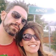 Perfil de usuario de Raffaella & Enrico