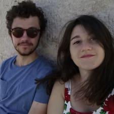 Bérénice felhasználói profilja