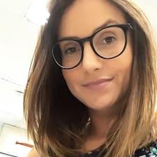 Profil Pengguna Aline